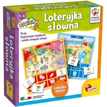 Carotina - Loteryjka słowna