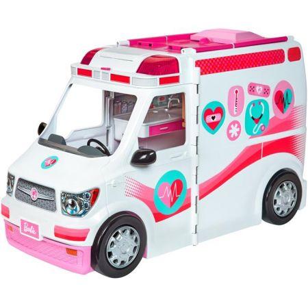 Barbie. Karetka mobilna