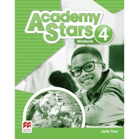 Academy Stars 4 WB MACMILLAN