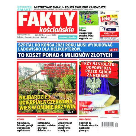 Fakty Kościańskie 32/2017
