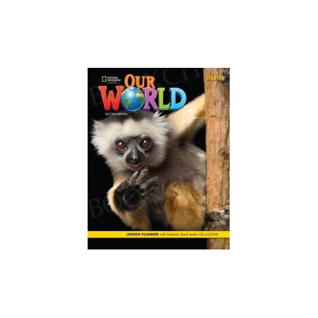 Our World Second Edition Starter. Workbook with Online Practice