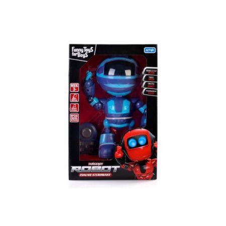 Robot zdalnie sterowany TOYS FOR BOYS 131257 ARTYK
