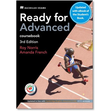 Ready for Advanced 3rd ed. Coursebook + eBook