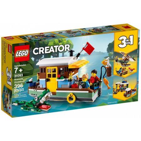 Lego Creator 31093 łódź Mieszkalna 3w1 Klocki W Taniaksiazkapl