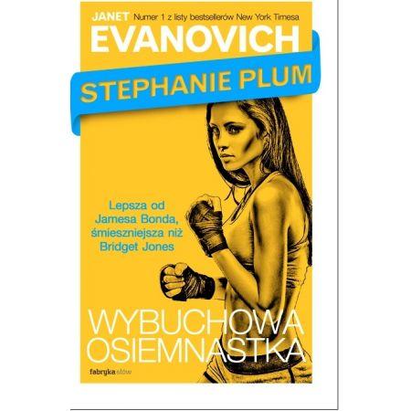 Stephanie Plum Wybuchowa osiemnastka