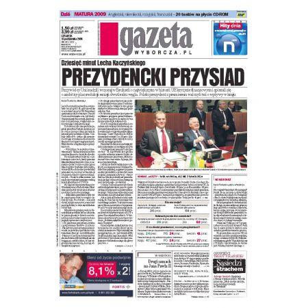 Gazeta Wyborcza - Kielce 243/2008