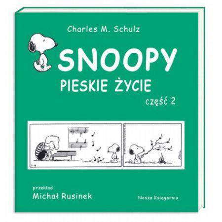 Snoopy. tom 2. pieskie życie