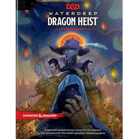Dungeons & Dragons: Waterdeep - Dragon Heist (edycja angielska)
