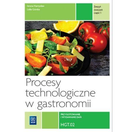 Procesy technologiczne w gastronomii ćw REA - WSiP