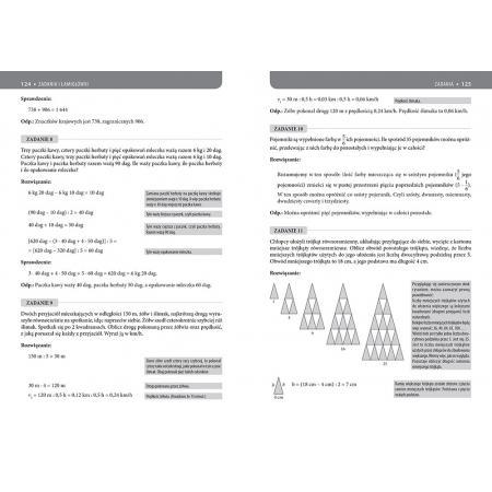 Matematyka - korepetycje - szkoła podstawowa, klasa 6