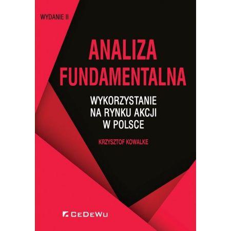 Analiza fundamentalna wykorzystanie na rynku akcji w Polsce