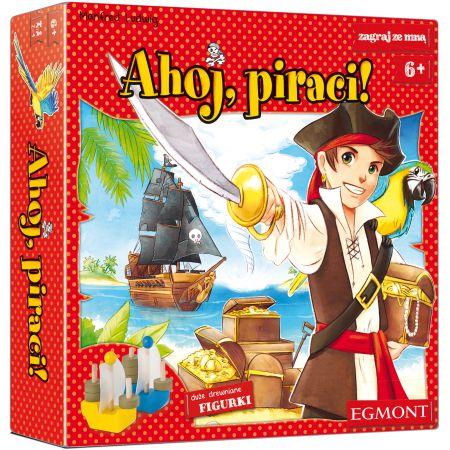 Gra - Ahoj,Piraci!