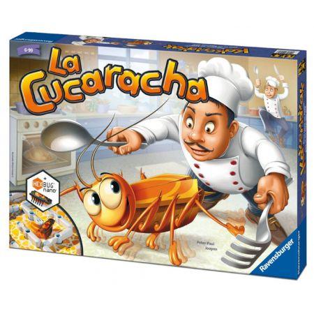 La Cucaracha. Gra planszowa