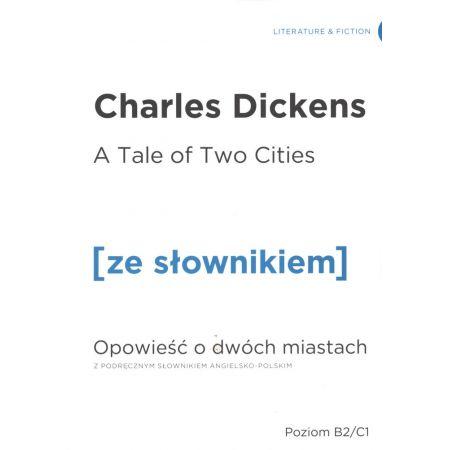 Opowieść o dwóch miastach w.angielska + słownik