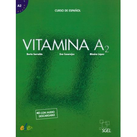Vitamina A2 Curso de Espanol