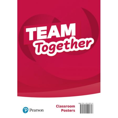 Team Together. Classroom Posters
