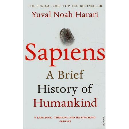 Sapiens: A Brief History of Humankind. Harari, Yuval Noah