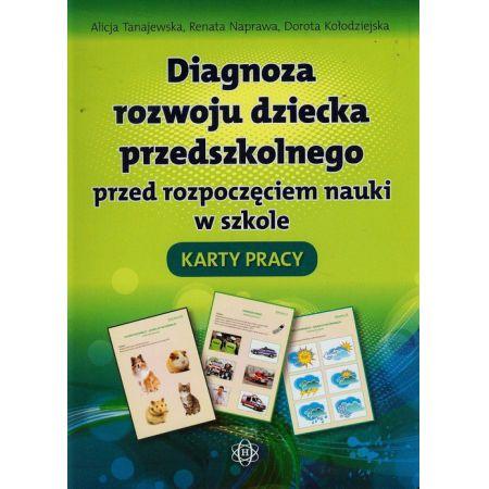 Diagnoza rozwoju dziecka przedszkolnego KP