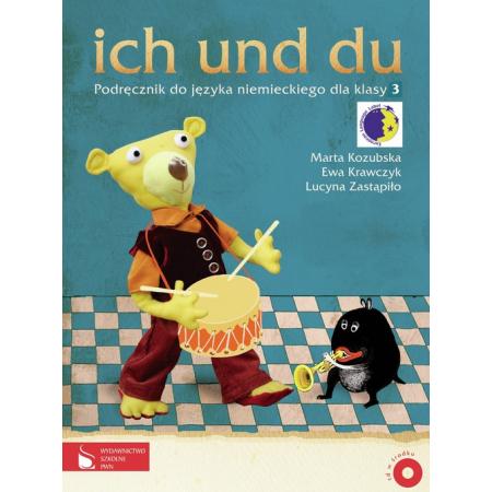 ich und du 3 Podręcznik do języka niemieckiego z płytą CD