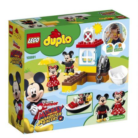 Lego Duplo Disney Tm łódka Mikiego 10881 Klocki W Taniaksiazkapl