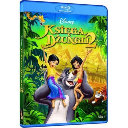 Księga dżungli 2 (Blu-ray)