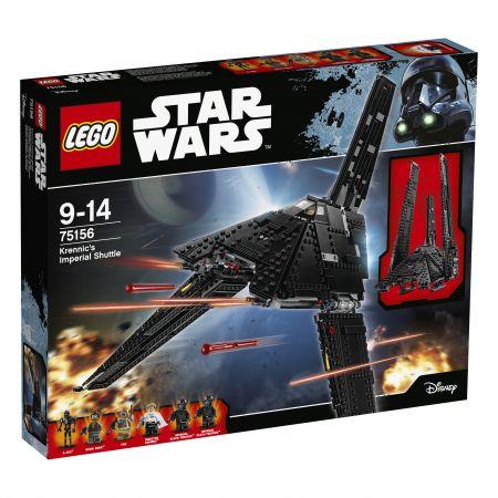 LEGO Star Wars. Imperialny wahadłowiec Krennica 75156