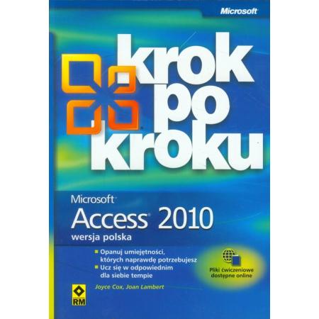 Access 2010. Krok po kroku