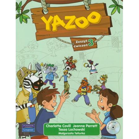 Yazoo 3 WB +CD PEARSON