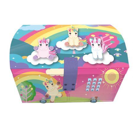 Pudełko na biżuterię z kodem Sweet Dreams KL10868