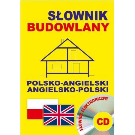 Słownik budowlany pol-ang.ang-pol +CD