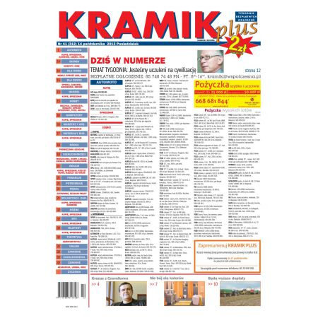 Kramik Plus 41/2013