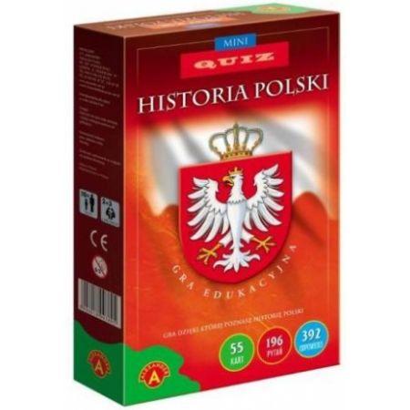 Quiz Historia Polski mini ALEX