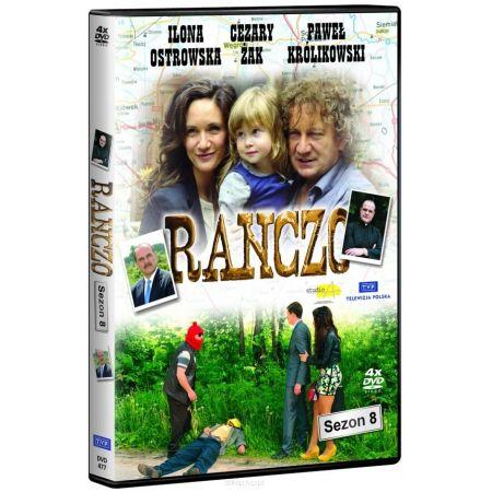 Ranczo. Sezon 8 (4 DVD)