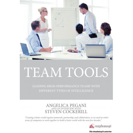 Team tools leading high performance teams with tools of different types of intelligence