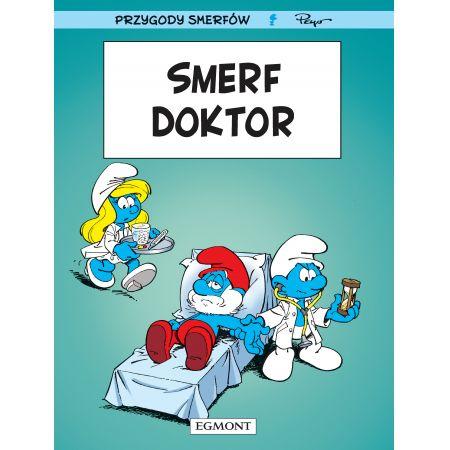 Smerf Doktor, T 18. Smerfy Komiks