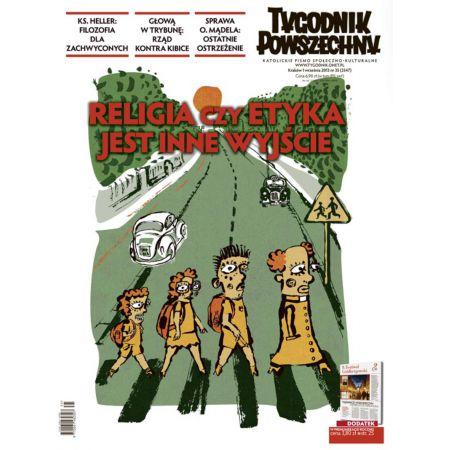 Tygodnik Powszechny 35/2013