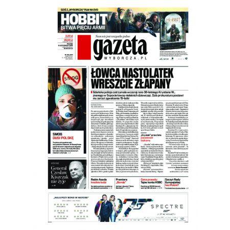 Gazeta Wyborcza - Toruń 260/2015