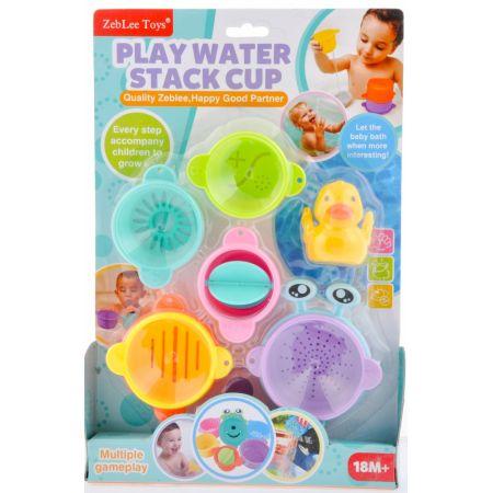 Zabawka do kąpieli MEGA CREATIVE 460272