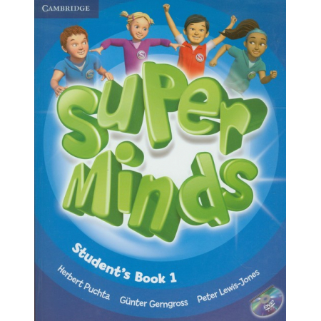 Super Minds 1 SB