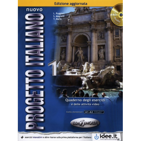 Progetto Italiano Nuovo 1 ćwiczenia