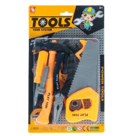 Zestaw narzędzi 19x32x4cm