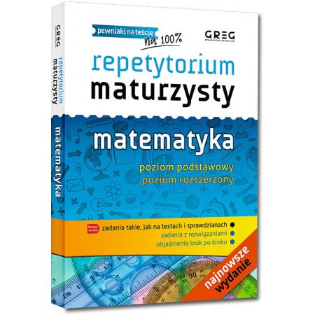 Repetytorium maturzysty 2021. Matematyka. Poziom podstawowy i rozszerzony