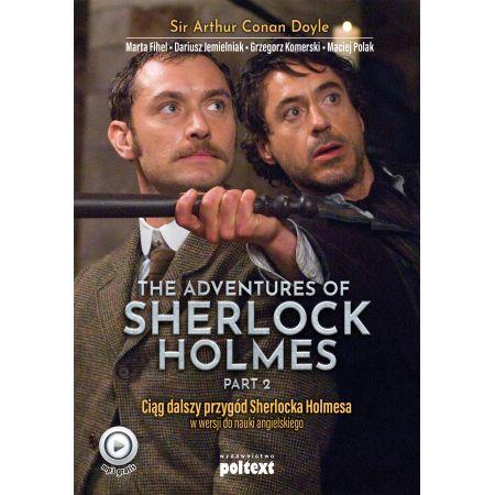 Przygody Sherlocka Holmesa z angiel. cz.II Ciąg...
