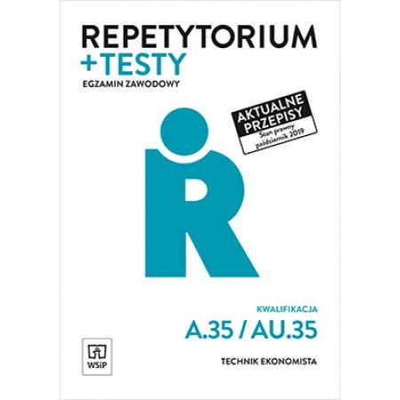 Repetytorium i testy egz. Tech. ekon. Kwal. A.35