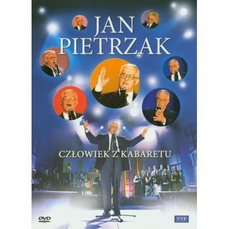 Jan Pietrzak. Człowiek z kabaretu DVD