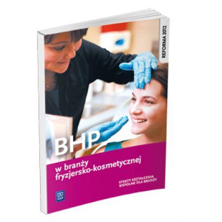 BHP w branży fryzjersko-kosmetycznej WSiP
