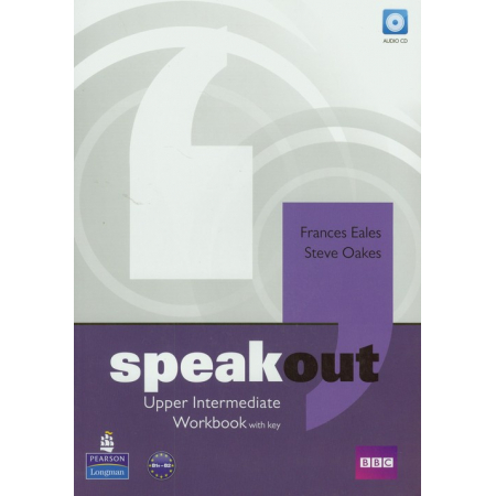 Speakout Upper-Intermediate WB +CD with key