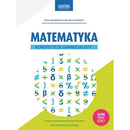 Matematyka Korepetycje gimnazjalisty