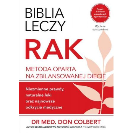 Biblia leczy. Rak