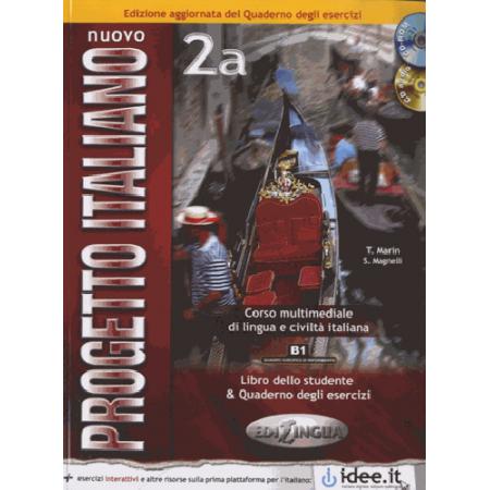 Progetto Italiano Nuovo 2A podręcznik + ćwiczenia
